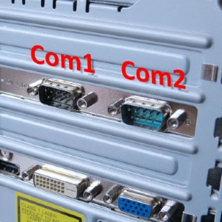 ComTrace RS232 Analyzer - PC Comports