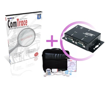 ComTrace RS232 Analyzer - Package